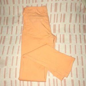 DELIA*S Tangerine Skinny Jeans 1/2 R
